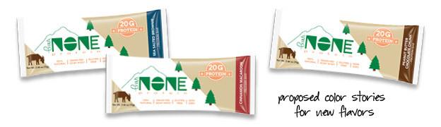 Protein Bar Package Design