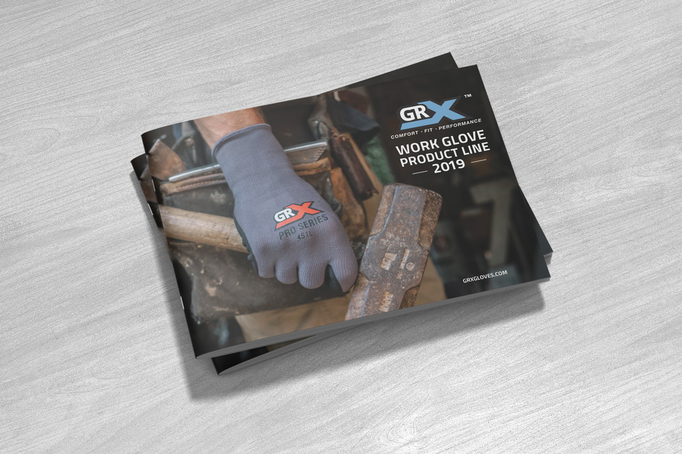 Industrial Glove Product Catalog