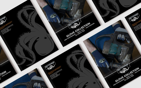 OctoGrip Glove Product Catalog