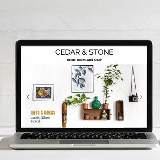 Cedar & Stone Home & Plant Shop