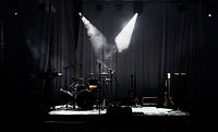 Leap Audio Stage Lighting Hire Gloucester