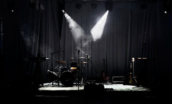ライトのステージ