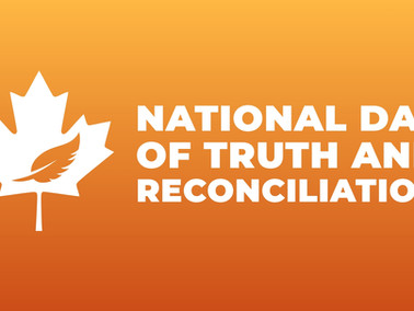 National Day for Truth and Reconciliation: Professional Development
