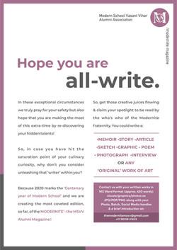 All-Write