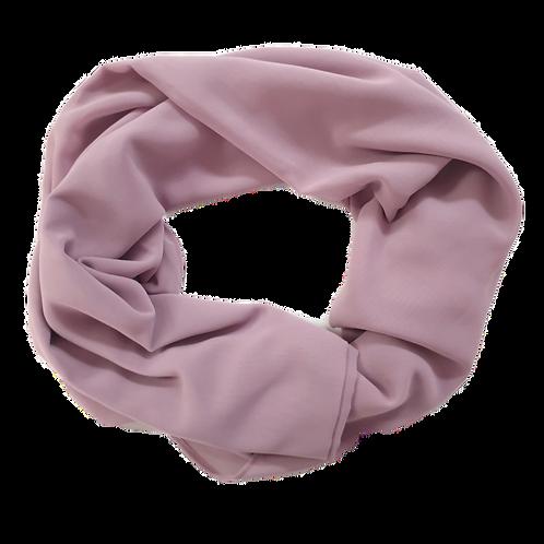 Chiffon Crepe - Lilac Pink