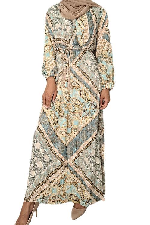 Lyla Maxi Dress