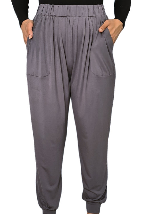 Japanese Cotton Harem Pants