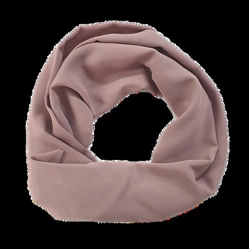 Chiffon Crepe - Dusty Pink (3)