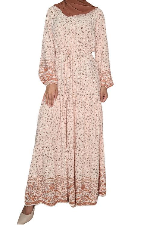 Summer Ray Maxi Dress