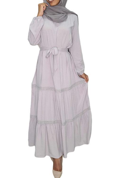 Sana Maxi Dress Soft Lilac