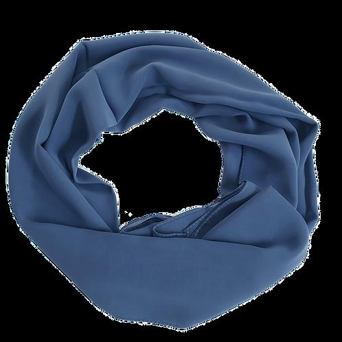 Turkish Chiffon - Blue