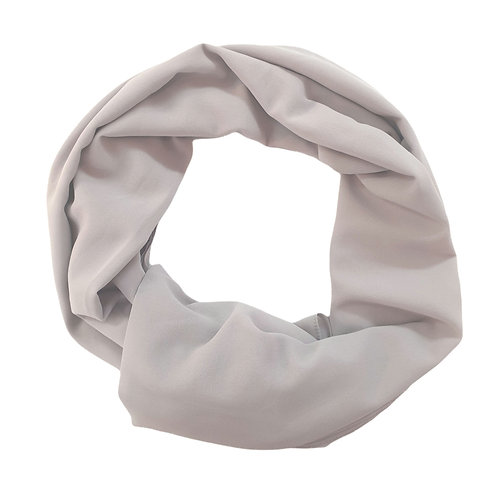 Chiffon Crepe - Light Grey (18)