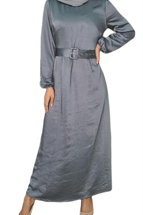 Iris Maxi Dress Blue