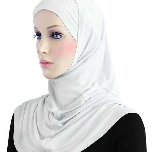 2 Piece Pullover - White