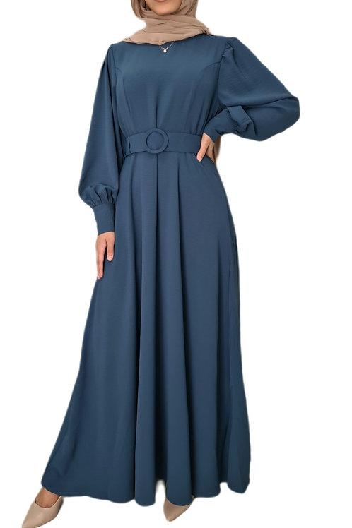 Chantel Maxi Dress Blue