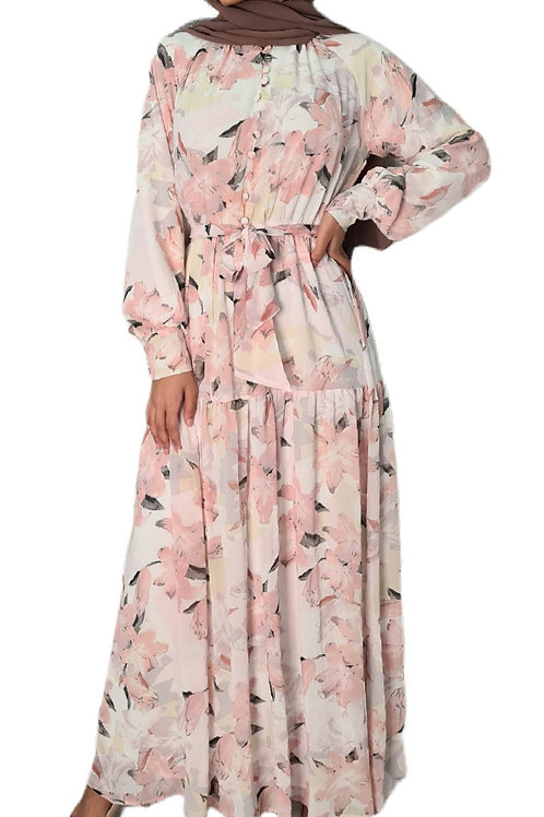 Magnolia Dress Pink