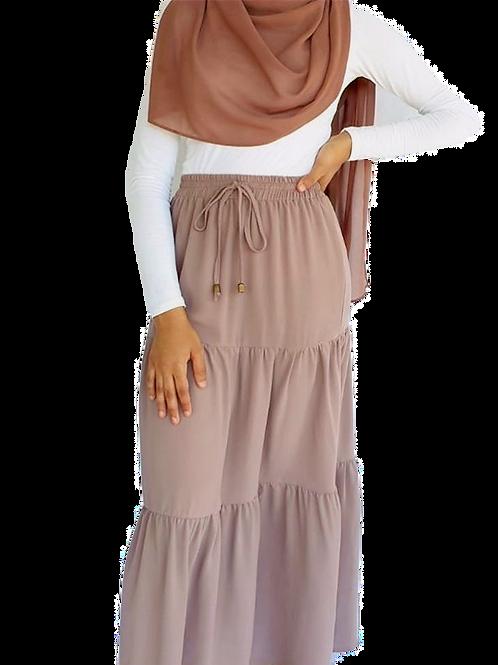 Isabella Skirt Blush