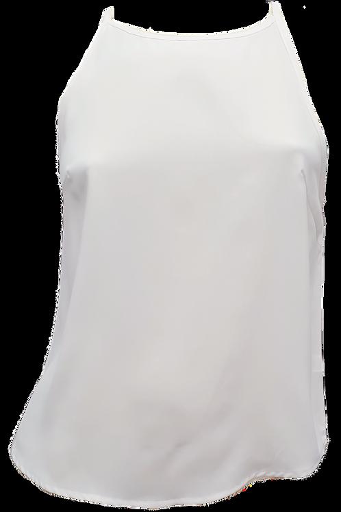 Strap Singlet White