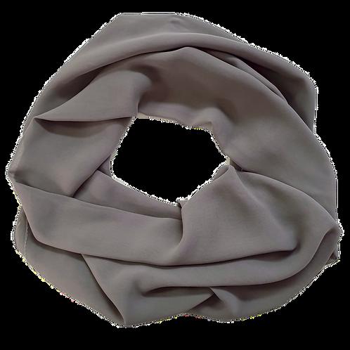Turkish Chiffon - Grey