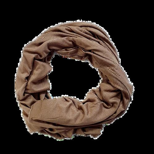 Modal Jersey Cotton - Mocha