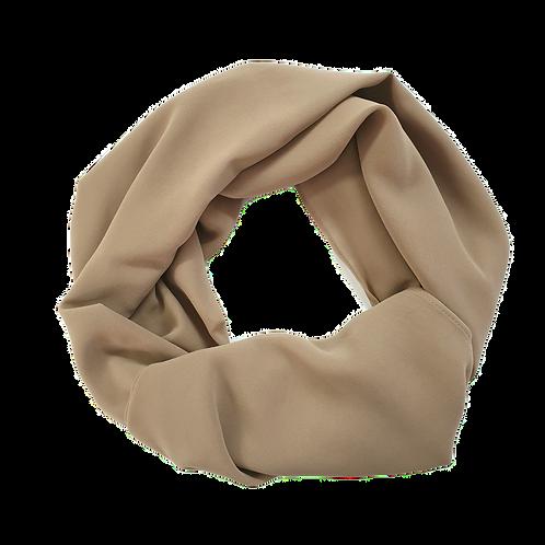 Chiffon Crepe - Light Brown (14)