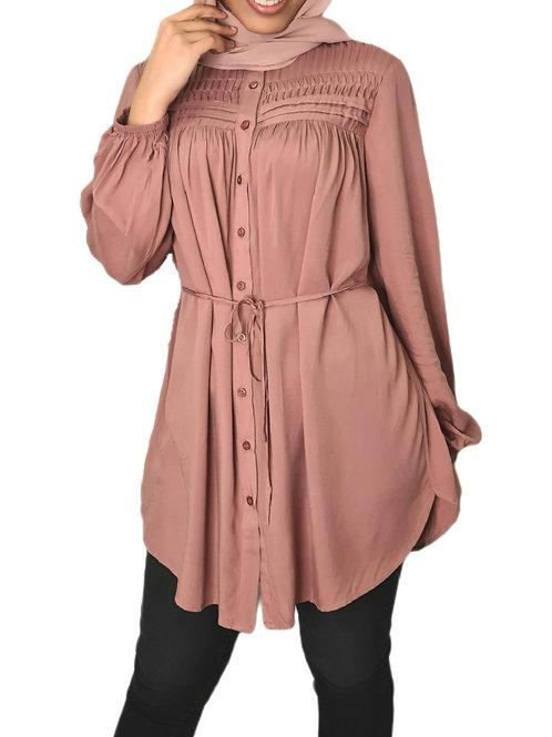 Rose Cotton Top