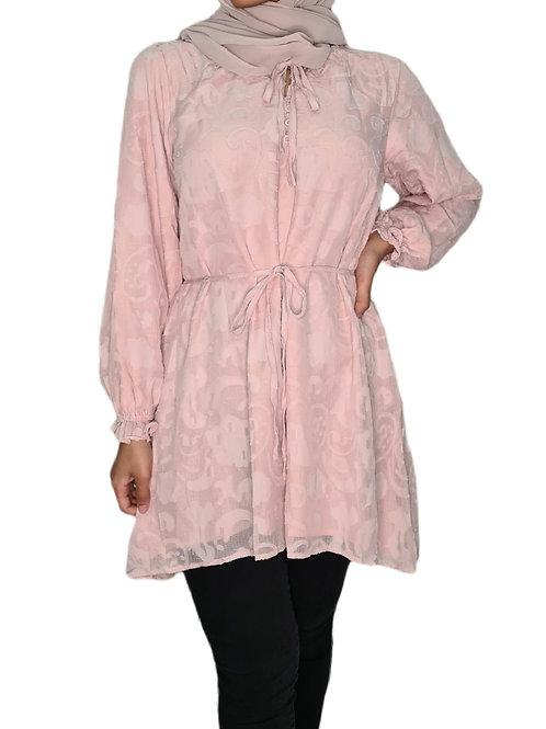 Eliza Top Pink