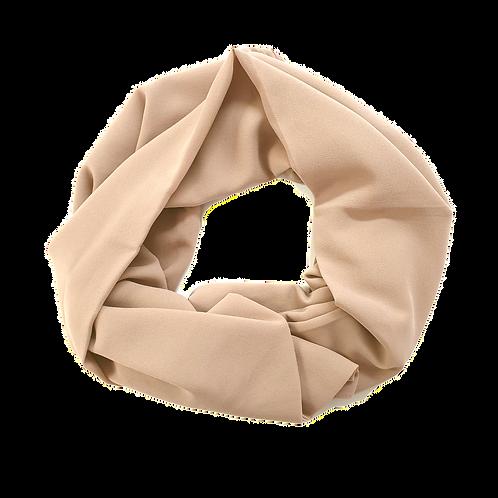 Chiffon Crepe - Warm Nude (5)