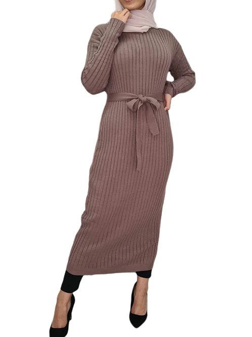 Harlow Knit Dress Blush