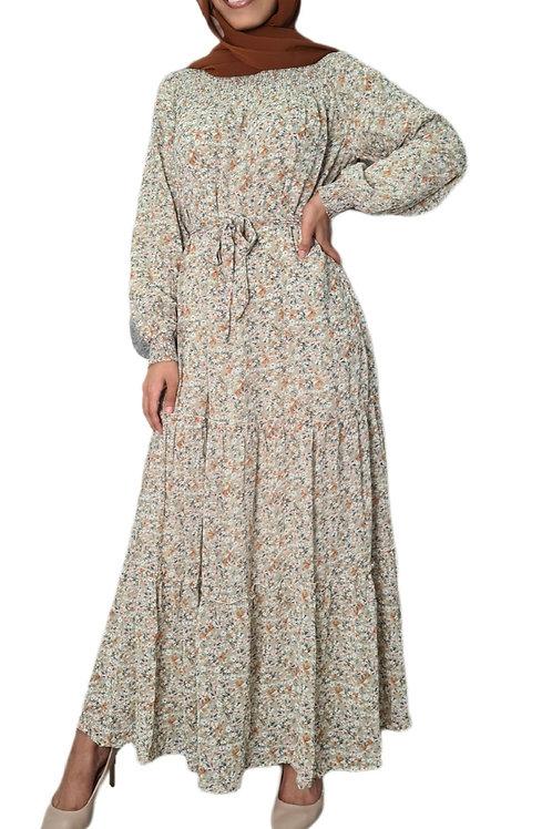 Annalise Floral Dress