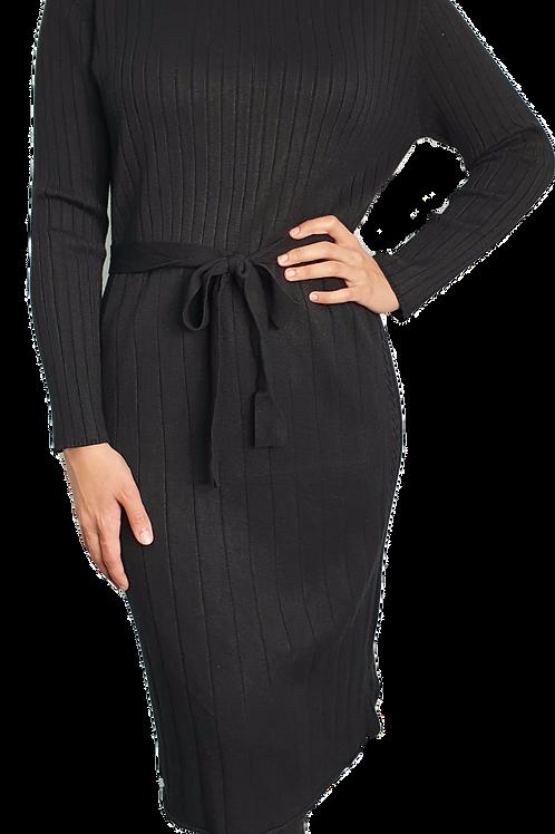 Sofia Knit Black