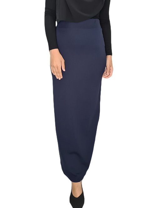 Ayah Maxi Skirt Navy
