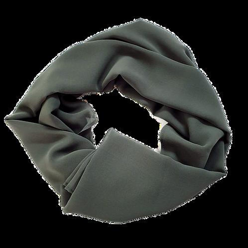 Chiffon Crepe - Dark Grey (22)