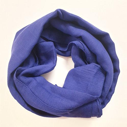 Cotton Shawl - Purple
