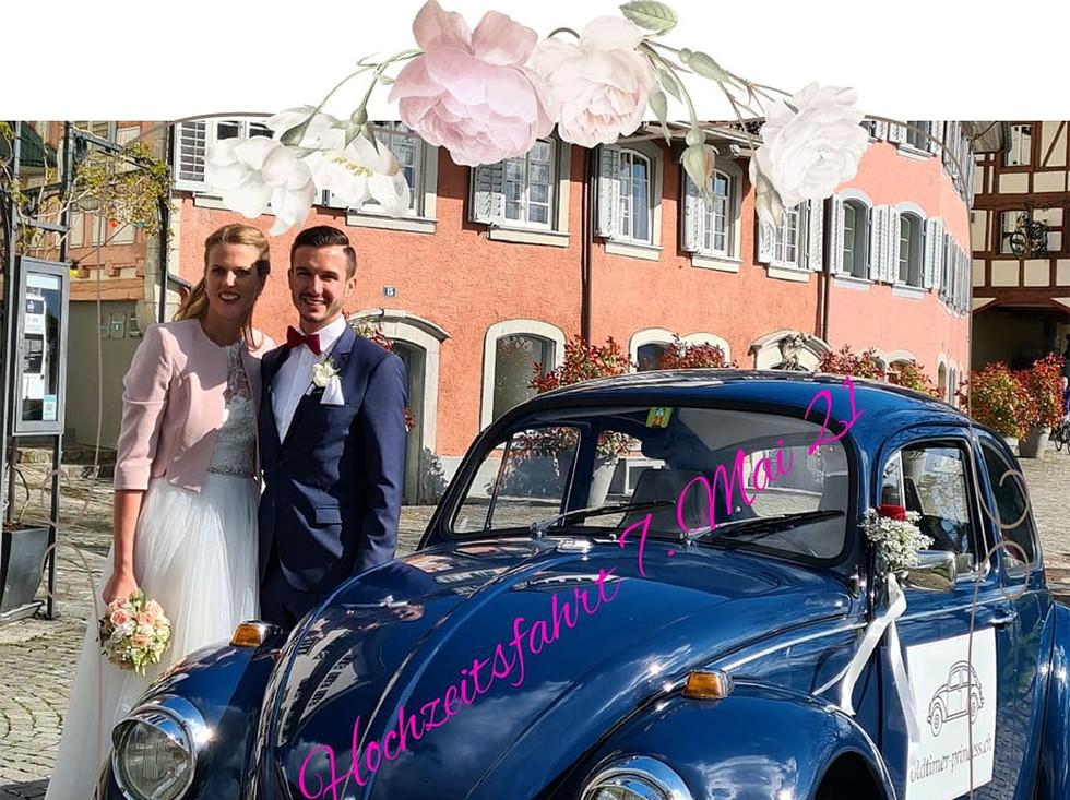 Hochzeit 7. Mai 21 Zug