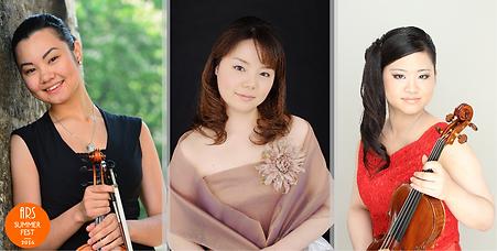 Janay Tulenova, Aki Maeda, Reina Shibutani