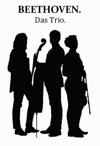 BEETHOVEN. Das Trio. Dalia Dėdinskaitė, Ugne Petrauskaitė, Gleb Pyšniak