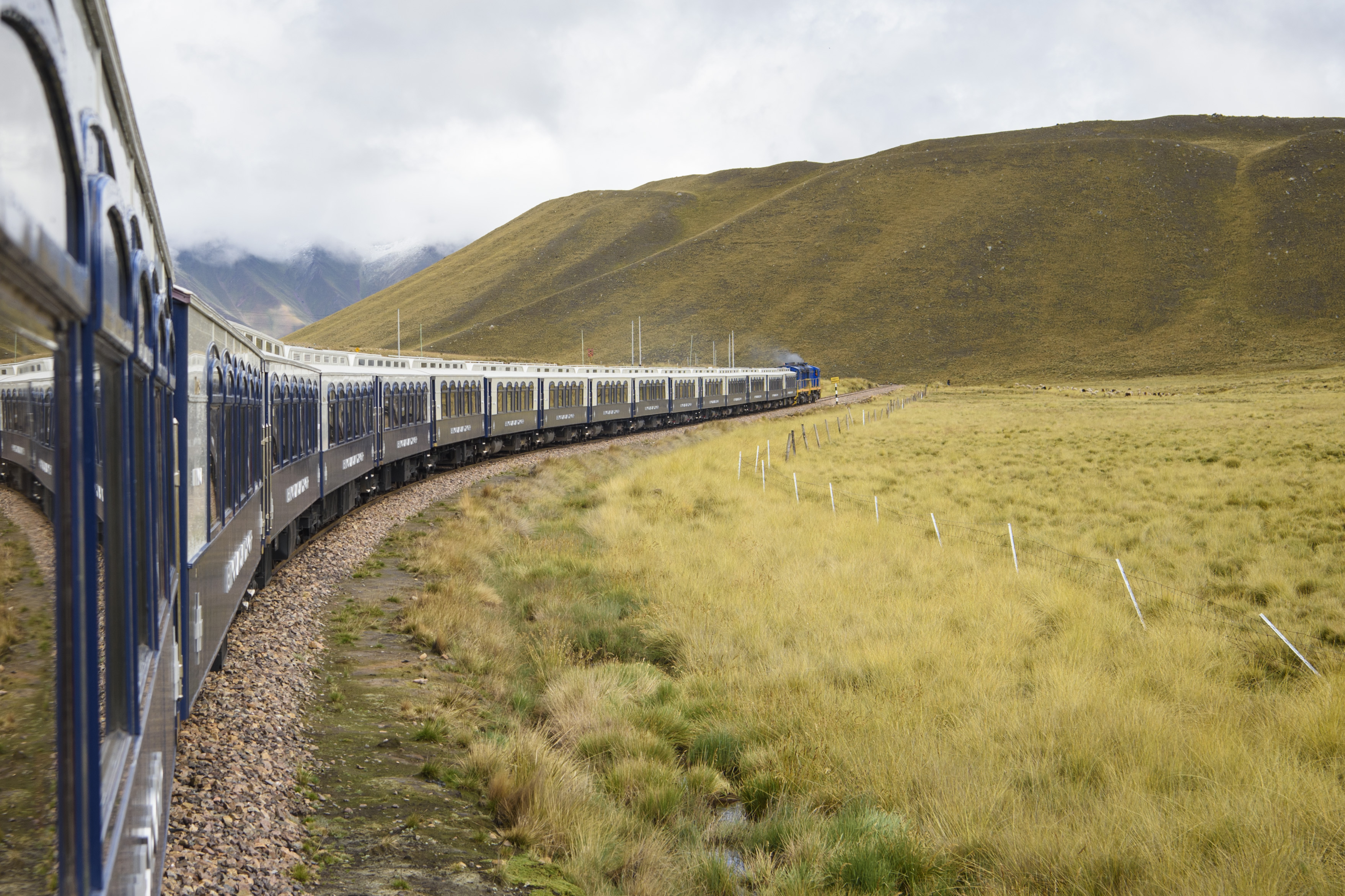 The Belmond Andean Explorer