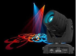 Spotlight and Color LED