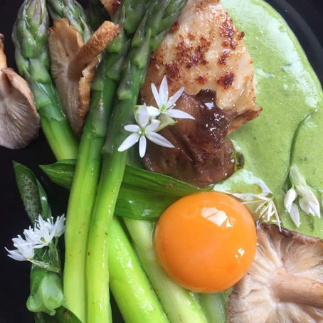Asparagus is finally back!
