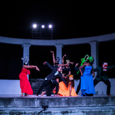 Work: Carnival Cabaret