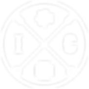 Iron Clad Tattoos cross logo