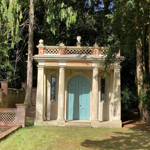 The Hallam Pavilion