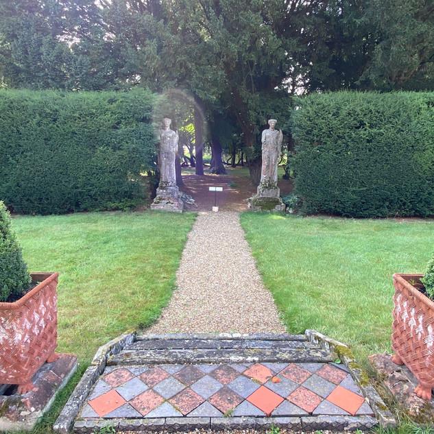 Ketteringham Hall Grounds