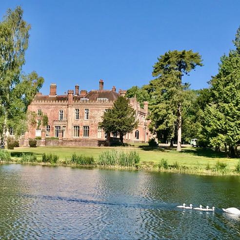 Ketteringham Hall Lake