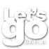 Logotipo da Revista Let's Go Bahia