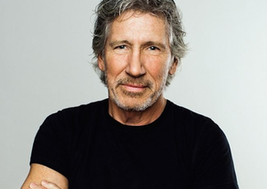 O cantor britânico Roger Waters