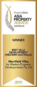 Best Villa Development (Western Australi