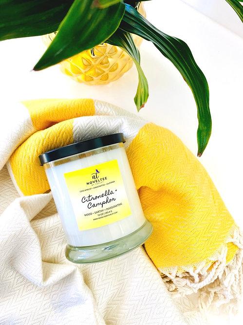 Citronella + Camphor