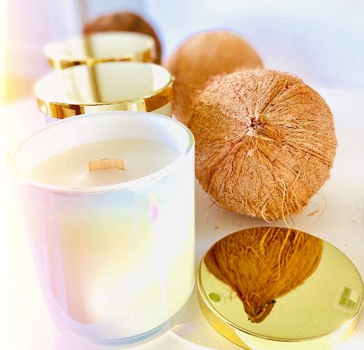 Mangosteen + Green Coconut